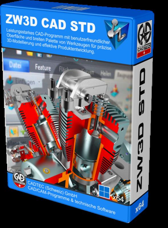 ZW3D CAD Standard (Level 2)