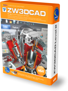 ZW3D CAD Professional (Level 2)