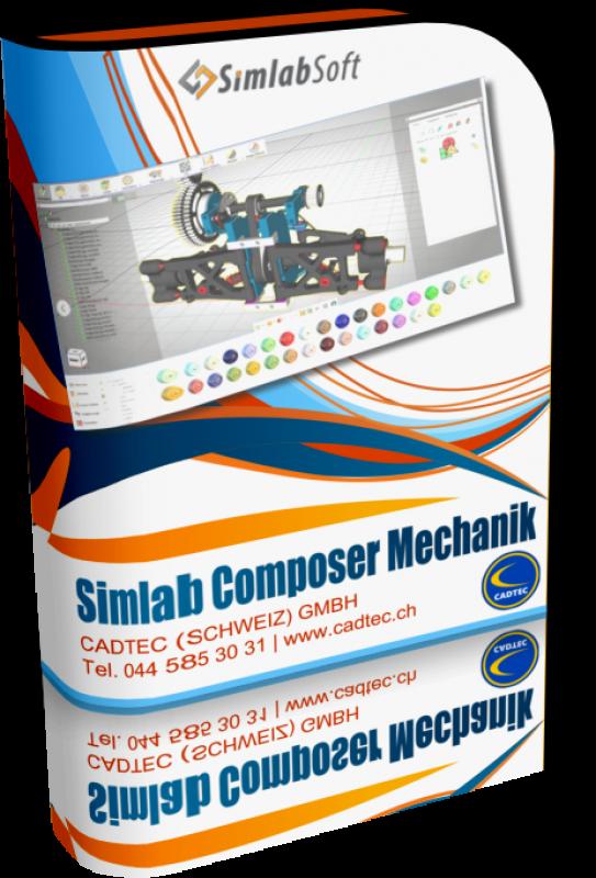 SimLab Composer Mechanik