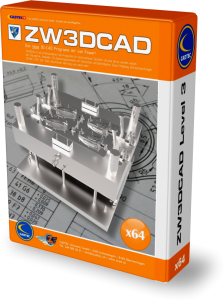 ZW3D CAD Professional (Level 3)