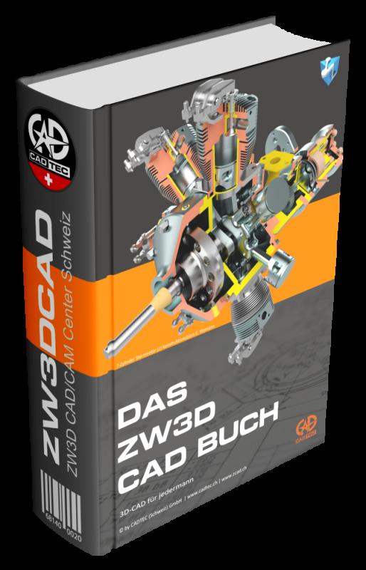 DAS ZW3D BUCH als PDF-Datei