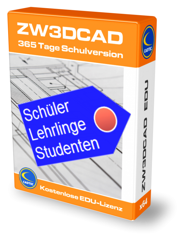 ZW3D EDU Schulversion
