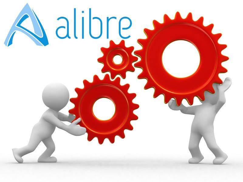 Alibre Design EXP Softwarepflege nach Unterbruch (227)