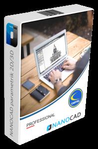 NanoCAD PRO Jahreslizenz