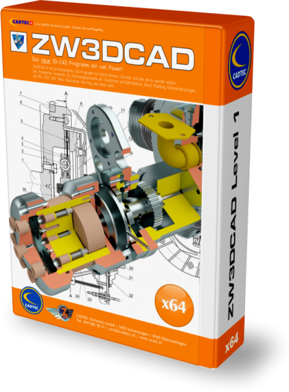 ZW3D CAD Fundamental