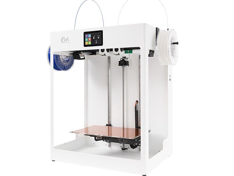 3D DRUCKER - CRAFTBOT FLOW IDEX XL