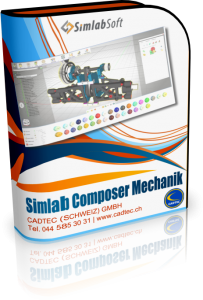 Upgrade auf aktuellen SimLab Composer Mechanik