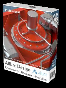 Alibre Design PRO (Professional) inkl. Wartung