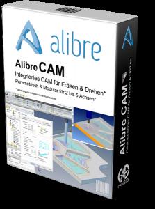 AlibreCAM Standard (STD)