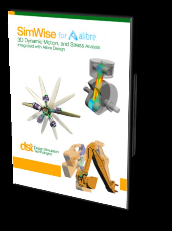 SimWise Motion für Alibre Design