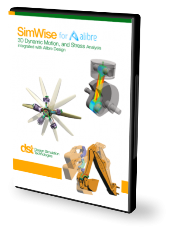 SimWise 4D für Alibre Design