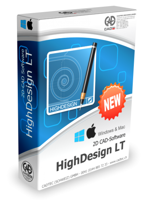 HighDesign LT für Windows und Mac