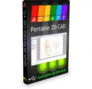 ADraft Portable CAD